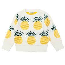 2018 Autumn And Winter New Girl'S Sweater Children'S Sweater ...