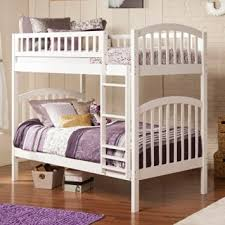 atlantic furniture richland twin over twin bunk bed atlantic furniture orleans transitional twin open foot