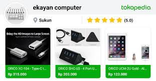 ekayan computer - Sukun, Kota Malang | Tokopedia