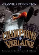 Champions of Verlaine 2: <b>Hawkwind the</b> Bard Series--Book III ...