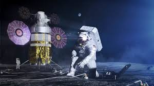 NASA's Developing Improved Space Suits for Next <b>Lunar</b> Landing