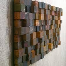 wood blocks artistic wood pieces design