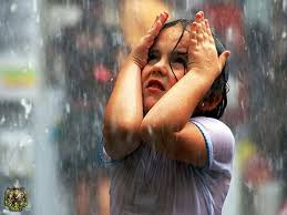 Image result for باران متحرک و دعا