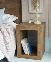 ideas bedside tables pinterest night: furniture comfortable bedding idea with solid wooden headboard feats creative small bedside table with bookshelf simple design of small bedside table