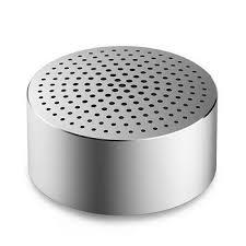 Портативная Bluetooth <b>колонка Xiaomi Little Audio</b>, Metallic Silver