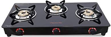 Buy Butterfly <b>Smart</b> Glass 3 Burner <b>Gas Stove</b> Online at Low Prices ...