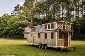Small Picture Timbercrafts Tiny Homes house hits the market for 89000 Daily