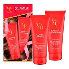 <b>Platinum Набор для</b> волос с платиной <b>Von</b>-<b>U</b> купить в интернет ...