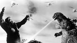 Image result for images of king kong vs godzilla