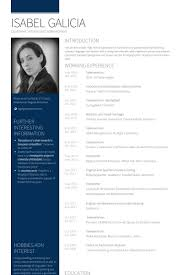 waitress and waiter cv examples and live cv sampleswaitress and head manager   isabel galicia
