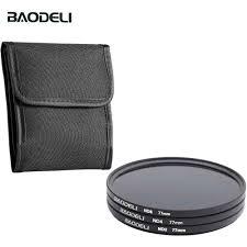 Detail Feedback Questions about <b>BAODELI Dslr Filtro</b> MCUV Lens ...