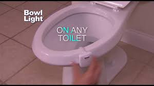 <b>Bowl Light</b> - Turns any <b>toilet</b> into a nightlight in seconds! - YouTube