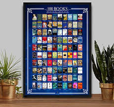 Amy and Umy Scratch Off Books Poster 100 Must ... - Amazon.com