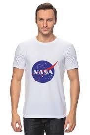 Купить футболки с принтом Космос, майки с Космосом в ...