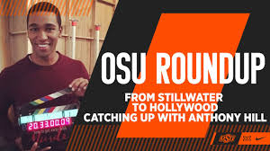 Former OSU WR Anthony Hill Discusses Time at OSU, Acting ...