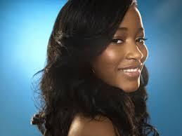 Image result for image of black girl smiling