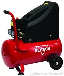Купить Безмасляный <b>компрессор Elitech КПБ 190/24</b>+<b>4К</b> в ...
