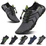 Men's Water Aqua Shoes Socks Quick-Dry Upstream ... - Amazon.com