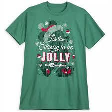 Disney Adult Shirt - <b>Mickey Mouse Jolly Holiday</b>