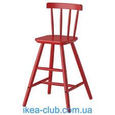 <b>ИКЕА</b> (<b>IKEA</b>) CLUB | | 302.535.38, <b>АГАМ</b>, <b>Детский</b> стул, красный