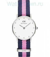 Женские наручные <b>часы DANIEL WELLINGTON 0926DW</b> в ...
