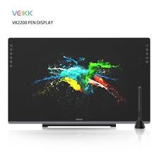 <b>VEIKK VK2200 21.5 Inch</b> NEW Graphic Drawing Monitor Full ...
