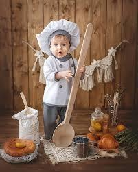 Toddler chef costume / chef hat / <b>Baby Chef</b> / <b>Apron</b> and Chef | Etsy ...