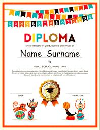templates preschool graduation certificate template graduation preschool graduation certificate template
