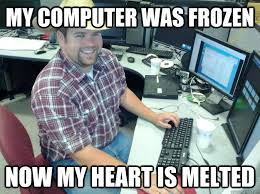 Ridiculously Photogenic Cowboy Computer Geek memes | quickmeme via Relatably.com