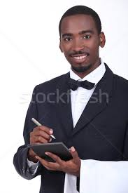 Image result for waiter stock photos