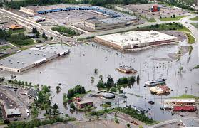 Photos  Flooding in Duluth  Minn   and Superior Jsonline