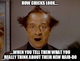 funny hair - Imgflip via Relatably.com