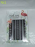 Наклейки и <b>трафареты для дизайна</b> ногтей в Беларуси ...