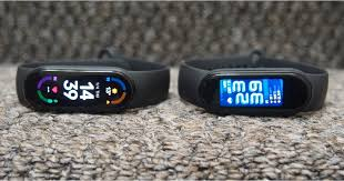 <b>Xiaomi Mi Band</b> 6 v Mi Band 5: the key differences