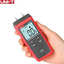 Купить Оптом <b>Uni T</b> Ut377a Цифровой Влагомер <b>Гигрометр</b> ...
