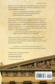 thomas jefferson the classical world and early america thomas jefferson the classical world and early america jeffersonian america peter s onuf nicholas p cole 9780813934433 com books