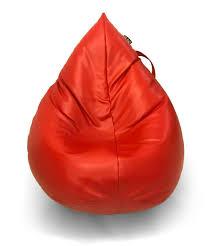 Splash Drop Strawberry Passion Экокожа - Кресло <b>Пуф Bean Bag</b> ...