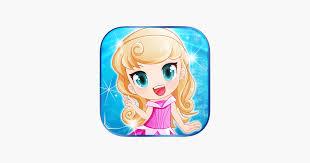 App Store: Маленькая Замороженный <b>платье</b> принцессы-Up ...