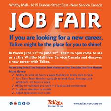job fair whitby job fair whitby