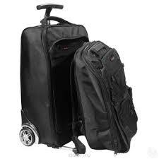 Купить Promate VoyageDuo сумка-тележка для ноутбука в Москве ...