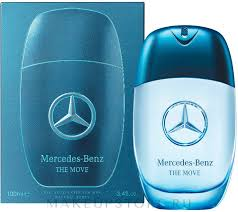 <b>Mercedes</b>-<b>Benz The Move</b> - <b>Туалетная</b> вода:купить с доставкой по ...
