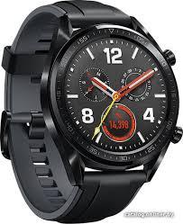 <b>Huawei Watch</b> GT FTN-B19 (стальной черный) <b>умные часы</b> купить ...