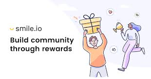 <b>Smile</b>.io - Easy-to-use loyalty programs for small businesses