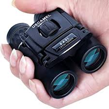 USCAMEL Folding Pocket Binoculars Compact ... - Amazon.com