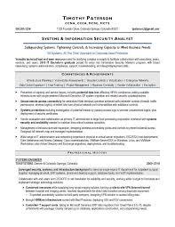 it security analyst sample resume   executive resume writer    it security analyst sample resume   executive resume writer raleigh  houston  atlanta  new york