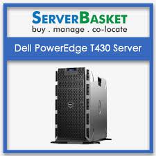 <b>Dell PowerEdge T430 Tower</b> Server