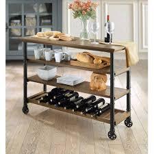 portable kitchen island plans walmart