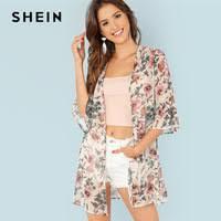 Kimonos - <b>SheIn</b> Official Store - AliExpress