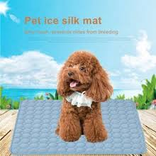 pet <b>summer</b> mat cooling large <b>dog bed</b>