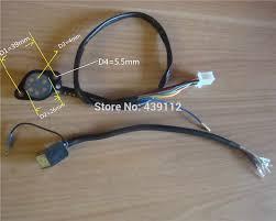 Free shipping New Unversal Motorcycle <b>gear indicator</b> display ...